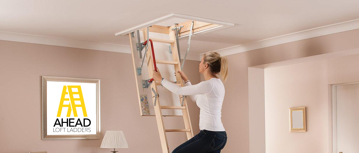 loft ladder installation Crawley
